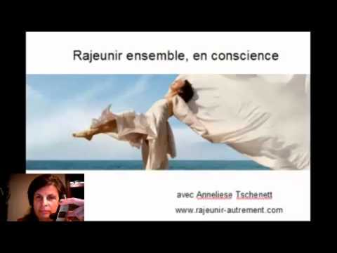 channeling Rajeunissement Ana Maria avril 2015
