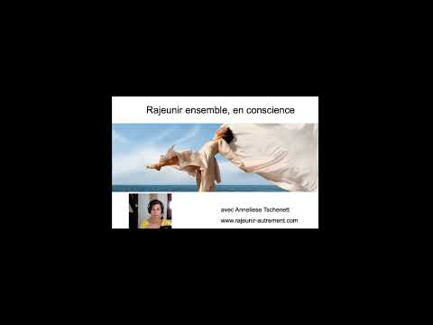 Channeling Rajeunissement avec Ana Maria - juin 2018